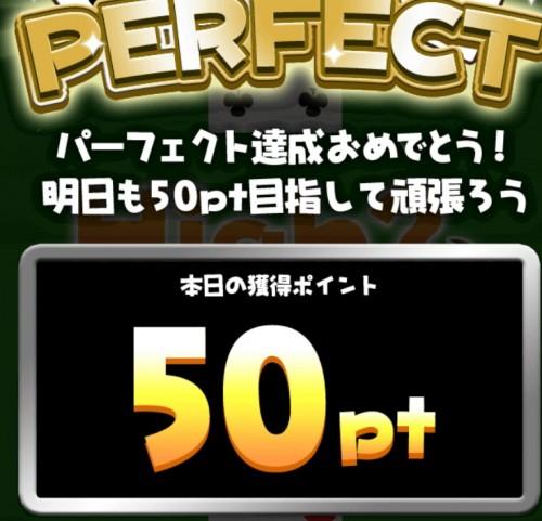 perfect50P pointi