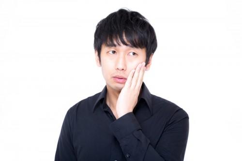 男性-虫歯