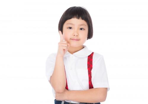 子どものワンポイントアドバイス・コツ