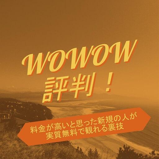 wowow-matome