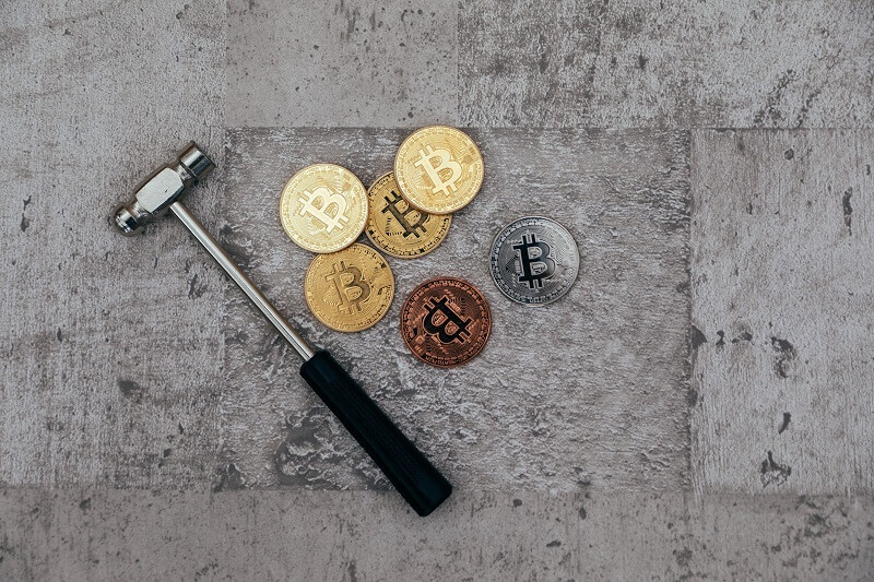 bitcoin-myning