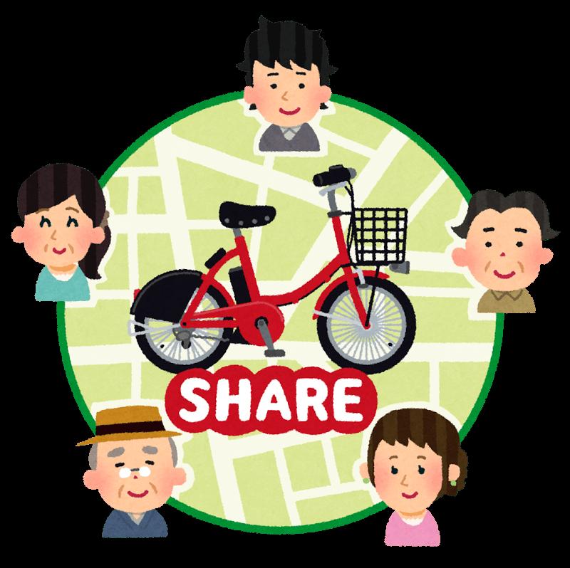 jitensya-share