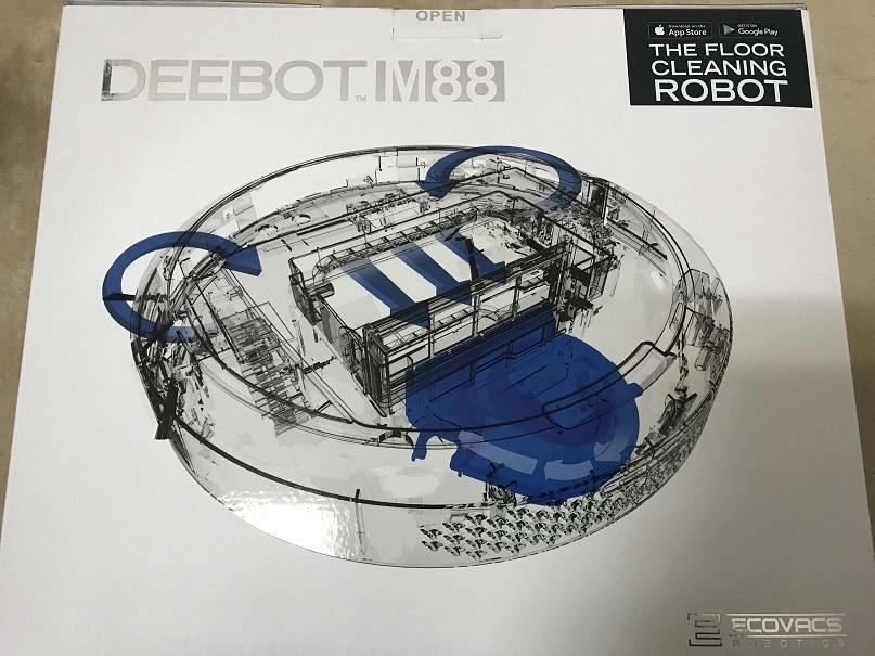 deebot-m88-package