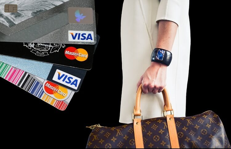 item-Credit Card-VISA-Master