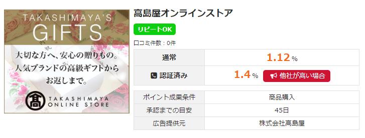 takasimaya-online-store